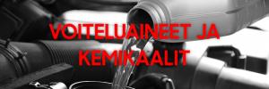 voiteluaineet ja kemikaalit netistä